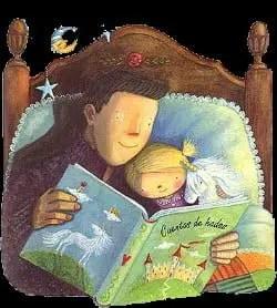 poesías infantiles sobre cuentos