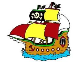 Cuento de piratas