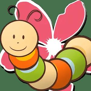 Cuentos de gusanos y mariposas