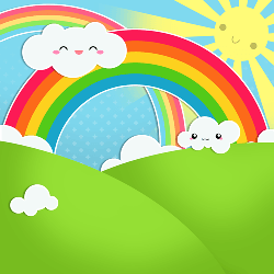 Cuentos infantiles de arcoíris