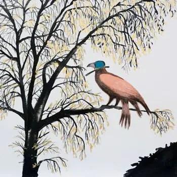 Poemas infantiles sobre las aves