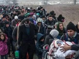 Poesía sobre los refugiados