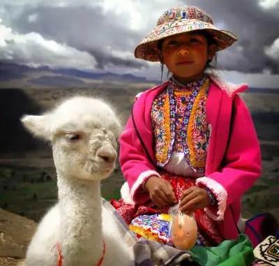 Cuentos infantiles de la cultura quechua