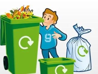 Cuento sobre la basura y el medio ambiente
