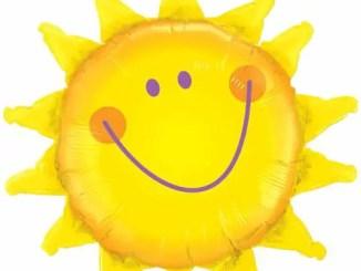 Poemas con rimas sobre el sol