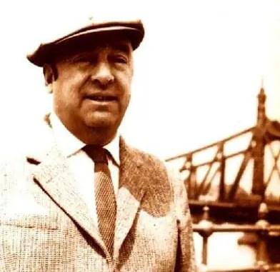 Nacimiento de Pablo Neruda. 12 de Julio de 1904