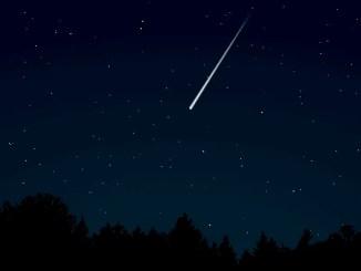 Leyenda del gran meteoro