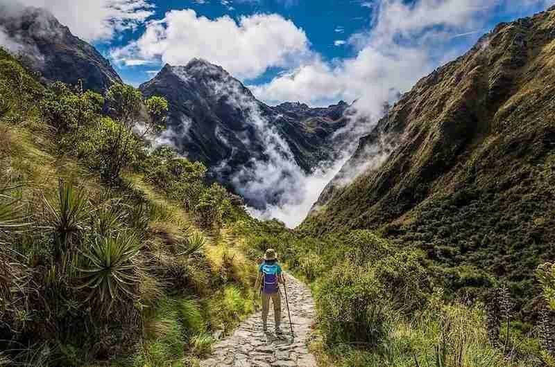 Classic Inca Trail to Machu Picchu, one day inca trail to machu picchu