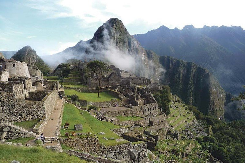 Short Inca Trail