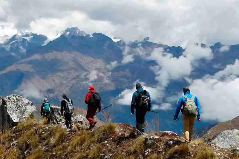 Salkantay Trek 4 Days to Machu Picchu, Salkantay Cusco Peru