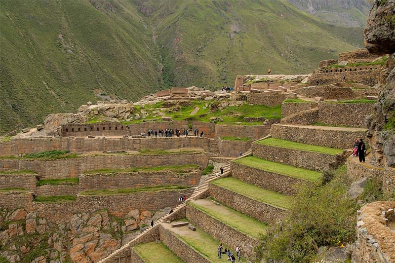 Sacred Valley, Sacred Valley Connection to Machu Picchu