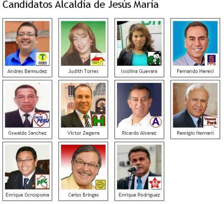 Jesus María