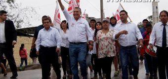 Candidatos al congreso favoritos del Partido Nacionalista Peruano en Lima