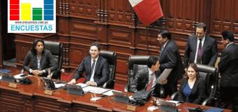 El 74% de peruanos desea que el fujimorismo no vuelva a presidir el Congreso