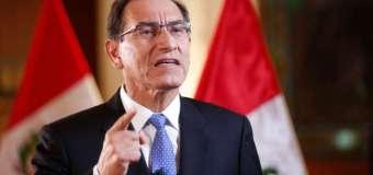 Aprobación de Martín Vizcarra bajó de 60% a 52% en Setiembre según Datum