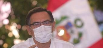 Aprobación de Martín Vizcarra baja a 66% en Junio 2020, según IEP