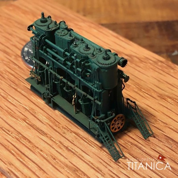 Titanic 1 350 Triple Expansion Engine Encyclopedia