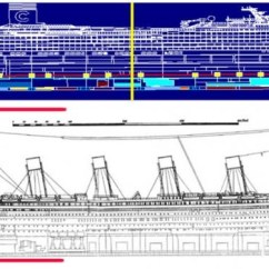 Titanic Class Diagram 2009 Pontiac G6 Stereo Wiring Would Have Survived Costa Concordia Damage Encyclopedia Titanica Message Board