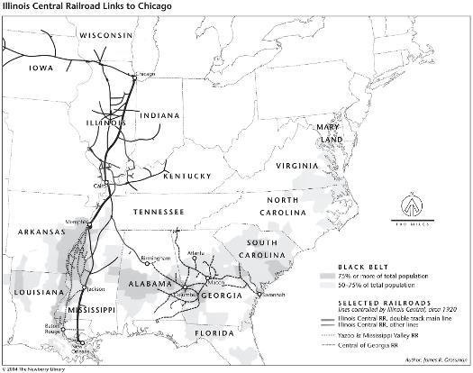 Sunbelt migration 1950