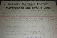 DUBUQUE MATTRESS COMPANY  Encyclopedia Dubuque