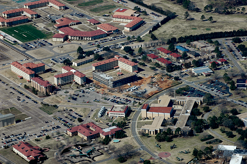 Maxwell Air Force Base and Gunter Annex | Encyclopedia of ...