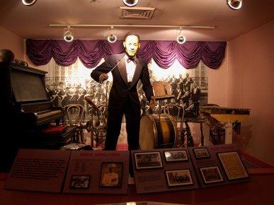 Museum Guide - Alabama Jazz Hall of Fame
