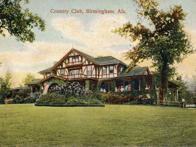 Country Club of Birmingham  Encyclopedia of Alabama