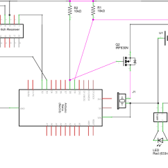 10 Watt Led Driver Circuit Diagram How To Draw Context Level Diy Lost Plane Alarm Finder And Watts Visual Aids