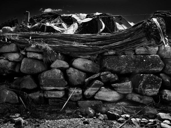 Stone Wall Beara Peninsula West Cork Fine Art