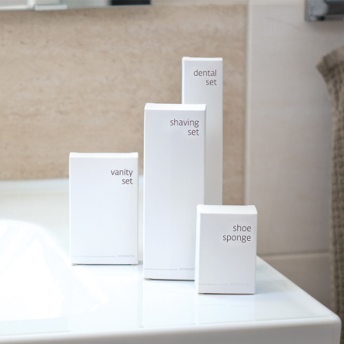 Hotel Cosmetics, White Accessories, Endeavor Czech s.r.o., Greece, Cyprus, Ξενοδοχειακός Εξοπλισμός, Ξενοδοχειακά Είδη, Ελλάδα, Κύπρος, Greece, Cyprus