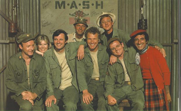 Mash 4077 Cast Characters