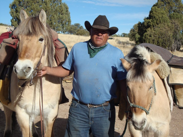 """Next night out Corky Quiruga, manager of the Diamond C Ranch hosted my stay, Corky's dad worked on this ranch for 50 years now Corky has taken his Dads place. Corky said, """"I don't have a job, I have a life."""""""