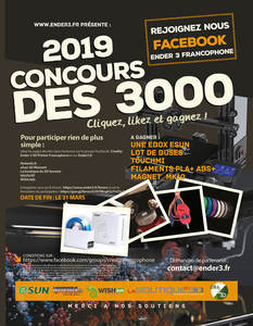 concours3000 2k19