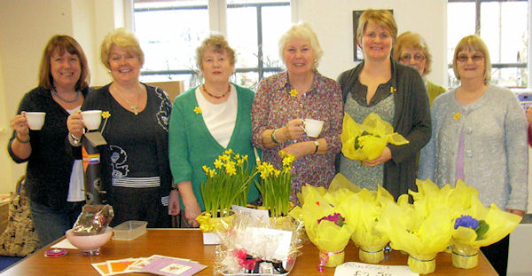 Marie Curie Cancer Care Support Group