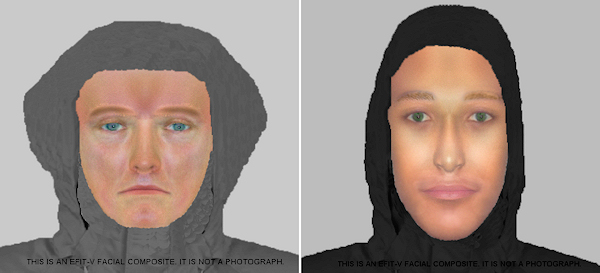 police santander narborough suspects e-fit V