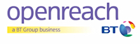 BT - Openreach logo