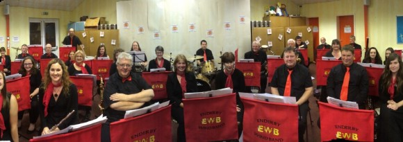 Enderby Wind Band