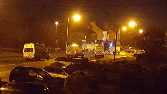 blaby road incident