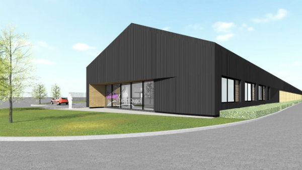 New Whetstone Depot - artists impression