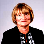 Cllr. Maggie Wright  [Photo: Blaby District Council]