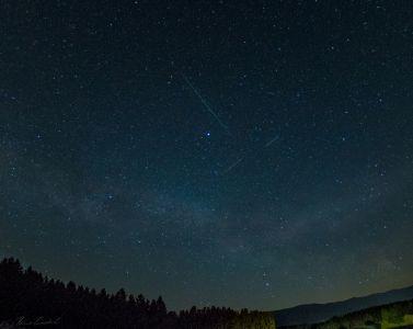 Galaxie Meteore Lyriden