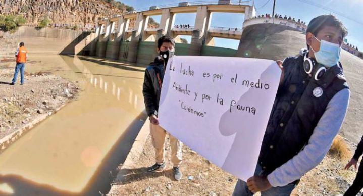 CAC presenta proyecto de agua para los valles Alto y Bajo