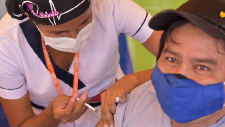 En 5 meses de vacunación, 676.525 personas recibieron dosis completas de vacuna contra Covid-19