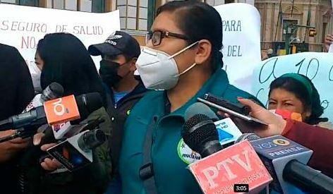 Trabajadoras del hogar piden audiencia con el Presidente para aprobar su seguro de salud