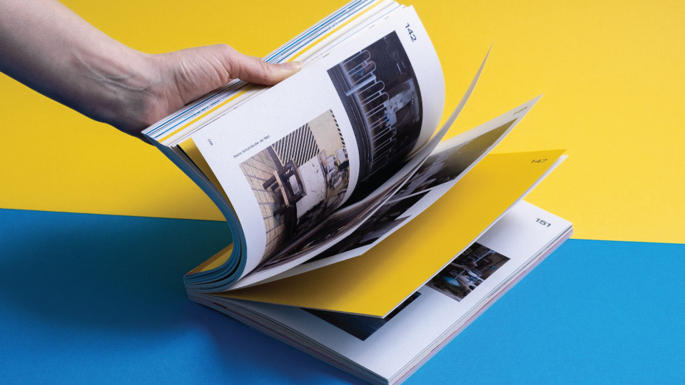 Endformat Designstudio. Design in Konstanz am Bodensee. Chang Gang. Print Design