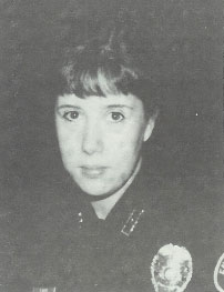 endicott first female officer - About