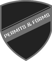 permits forms shield - Home