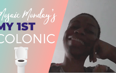 My First Experience With Colonics aka Colon Hydrotherapy