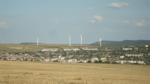 Babadag Wind Farms commissioning audit
