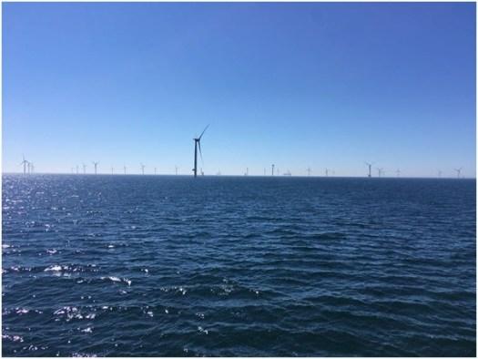 Endiprev at Merkur Offshore Wind Farm